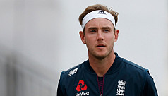 Broad reveals anger at England Test...