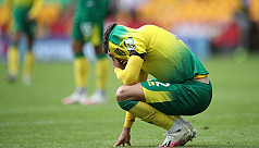 Norwich relegated from Premier League...