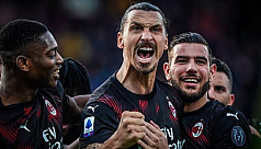 Ibrahimovic double gives rampant Milan another win
