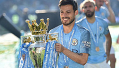 Man City's Silva says career beyond...