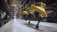 How a dog-like robot is helping Ford retool plants