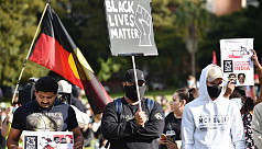 Australians widen protests backing BLM, indigenous people