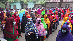 Voting in by-polls to Bogra 1, Jessore 6 underway