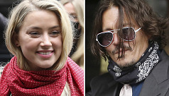 Depp trial sees video of 'violent' Amber Heard