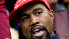 Rapper Kanye West announces US presidential...