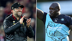 Klopp invites Akinfenwa to parade