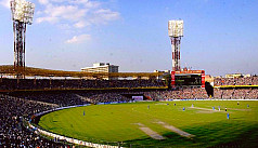 Eden Gardens to be used for coronavirus quarantine