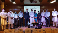 South Korea donates food packages, medical...