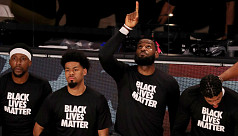LeBron: No let-up in racism, brutality...
