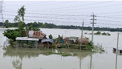Flood worsens in different parts of Bangladesh