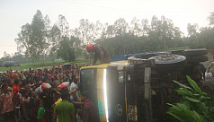 Road accident kills 4, injures 6 in...