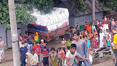 Minor killed as truck smashes into house...