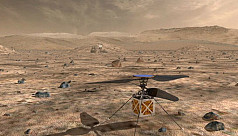 Nasa set to launch robotic rover to...