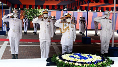 New navy chief pays tribute to...