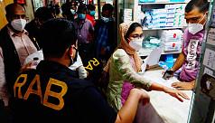 RAB mobile court seizes fake medicines...