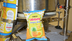 Pineapple chips production in Rangamati:...