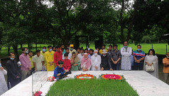 Humayun Ahmed remembered in Gazipur and Netrokona