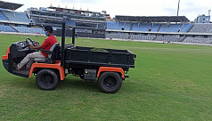 Cricket facilities ready in event of...