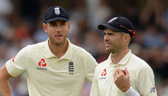 Broad inspired by idol Anderson