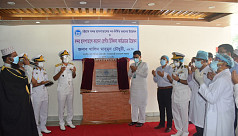 Covid-19 ward inaugurated at Chittagong Port Hospital