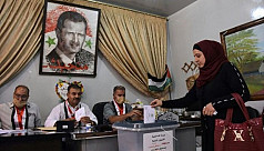 Syria's ruling party wins expected majority...