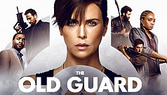 Immortal mercenaries in Netflix's 'The Old Guard'