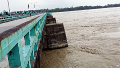 Flood affects new areas in Nilphamari as Teesta rises above danger mark