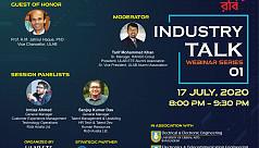 ULAB ETE Alumni Association holds webinar on industry academia interaction