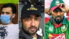 Nazmul recovers, Nafees and Mashrafe en route to recovery