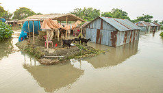28,000 people still marooned amid worsening flood situation in Lalmonirhat