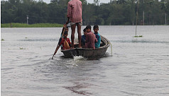 Children in flood-affected areas constitute most drowning deaths