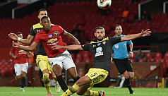 Man United stay fifth after Saints grab...