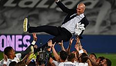Zidane ranks La Liga triumph above Champions...