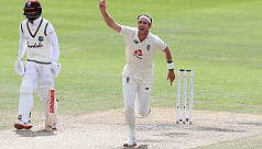 Broad takes 500th Test wicket to join...