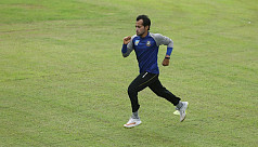 Cricketers start individual practice