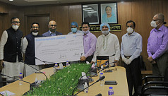 GP donates Tk30cr to workers' welfare...