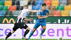 It's all a bit strange says Sarri after shock Juve defeat