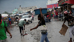 Hurricane Isaias lashes Bahamas on way to virus-hit Florida