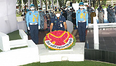 BAF observes death anniversary of Bir...