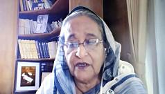 PM: Khaleda, her son behind Aug 21...