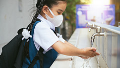 2 in 5 schools lacked basic handwashing...