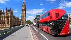 Bus to go from Delhi to London on epic journey