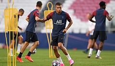 Mbappe ready to make history with...