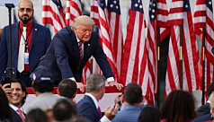 Trump to attack Biden as US confronts...