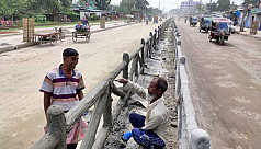 Epoch-making change in Rajshahi city's road network in offing