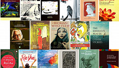 Bangladeshi fiction and poetry in English...