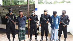 2 including Rohingya man held with 1.3...