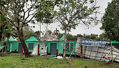 372 educational institutions in Jessore bear the brunt of cyclone Amphan