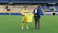 Kubo joins Villarreal on loan from Real Madrid