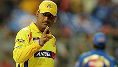 Dhoni confirms playing for Chennai in...